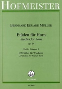 Etüden Für Horn Opus 64 Volume 1 laflutedepan.com