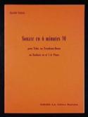 Sonate En 6 Minutes 30 Claude Pascal Partition Tuba - laflutedepan.com