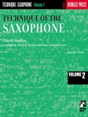 The Technique Of The Saxophone Volume 2 Joseph Viola laflutedepan.com
