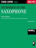 The Technique Of The Saxophone Volume 1 Joseph Viola laflutedepan.com