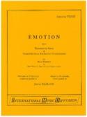 Emotion - Antoine Tisné - Partition - Trompette - laflutedepan.com