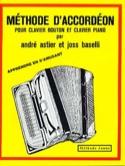 Méthode d'accordéon - Méthode jaune laflutedepan.com