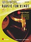Boogie For Winds - Partition - Trompette - laflutedepan.com