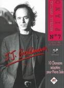 Recueil Spécial Piano N° 7 Jean-Jacques Goldman laflutedepan.com