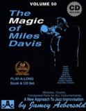 Volume 50 - Magic Of Miles Davis METHODE AEBERSOLD laflutedepan.com