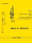 Brass In Duplicate - Duets Partition laflutedepan.com