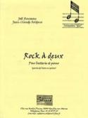 Rock A Deux Rousseau Joel / Soldano Jean-Claude laflutedepan.com