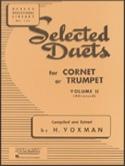 Selected Duets Volume 2 Voxman Partition Trompette - laflutedepan.com
