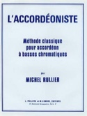 L' Accordéoniste - Méthode Classique Michel Rullier laflutedepan.com