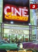 Ciné Chansons Volume 3 Partition laflutedepan.com