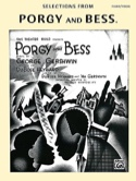 Porgy And Bess Selections George Gershwin Partition laflutedepan.com