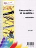 Blues reflets et cabrioles Gilles Senon Partition laflutedepan.com