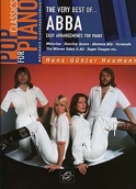 Very Best Of Abba - Easy Piano ABBA Partition laflutedepan.com