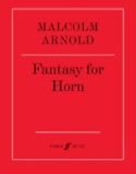 Fantasy For Horn Opus 88 Malcolm Arnold Partition laflutedepan.com