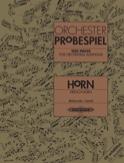 Orchester Probespiel Partition Cor - laflutedepan.com