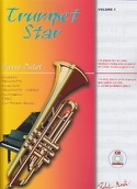 Trumpet star 1 Partition Trompette - laflutedepan.com