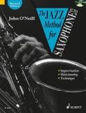 The Jazz Method For Saxophone Neill John O' Partition laflutedepan.com