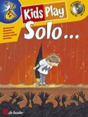 Kids Play Solo Partition Saxophone - laflutedepan.com