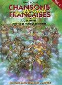 Chansons Françaises du 20e siècle volume 1 - laflutedepan.com