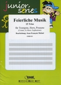 Feierliche Musik Partition Ensemble de cuivres - laflutedepan.com