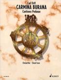 Carmina Burana - Carl Orff - Partition - laflutedepan.com