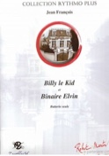 Billy The Kid / Binaire Elvin Jean François Partition laflutedepan.com