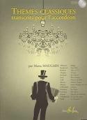 Thèmes Classiques Transcrits Pour L' Accordéon laflutedepan.com