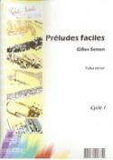 Préludes Faciles Gilles Senon Partition Tuba - laflutedepan.com