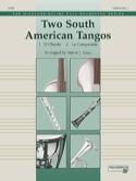 Two South American Tangos Partition laflutedepan.com