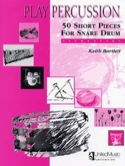 50 Short Pieces For Snare Drum - Elementary - laflutedepan.com