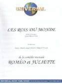 Les Rois du Monde Gérard Presgurvic Partition laflutedepan.com