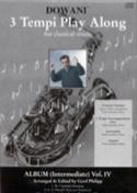 3 Tempi Play Along, Album Intermediate Volume 4 laflutedepan.com