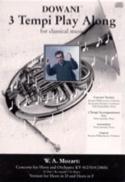 3 Tempi Play Along, Concerto KV 412/514 MOZART laflutedepan.com
