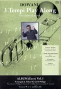 3 Tempi Play Along, Album Easy Volume 1 Fa laflutedepan.com