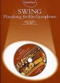 Guest Spot - Swing Playalong For Alto Saxophone laflutedepan.com