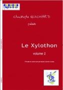 Le Xylothon Volume 2 Christophe Guichard Partition laflutedepan.com