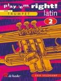 Play' Em Right ! Latin Volume 2 Erik Veldkamp laflutedepan.com
