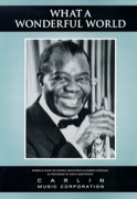 What A Wonderful World Louis Armstrong Partition laflutedepan.com