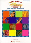 First Book Of Disney Solos - 8 Disney Songs... Easy Piano laflutedepan.com