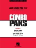 Jazz Combo Pak # 14 Partition ENSEMBLES - laflutedepan.com