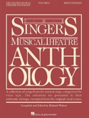 The Singer's Musical Theatre Anthology Volume 3 - Baritone / Bass laflutedepan.com