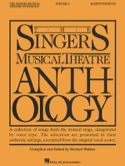 The Singer's Musical Theatre Anthology Volume 2 - Baritone / Bass laflutedepan.com