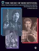 The Music Of Bob Mintzer Bob Mintzer Partition laflutedepan.com