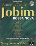 Volume 98 - Carlos Jobim METHODE AEBERSOLD Partition laflutedepan.com