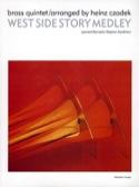 West Side Story Medley Leonard Bernstein Partition laflutedepan.com