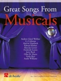 Great Songs From Musicals - Partition - Cor - laflutedepan.com