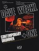 Contemporary drummer + one avec 2 CDs Dave Weckl laflutedepan.com