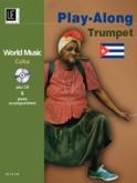 World Music Cuba Play-Along Trumpet Partition laflutedepan.com