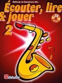Ecouter Lire et Jouer - Méthode Volume 2 - Saxophone alto laflutedepan.com