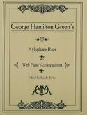 Xylophone Rags George Hamilton Green Partition laflutedepan.com